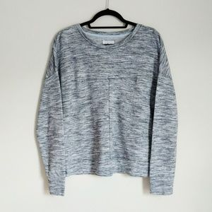 Lou & Grey Marbled Long Sleeve